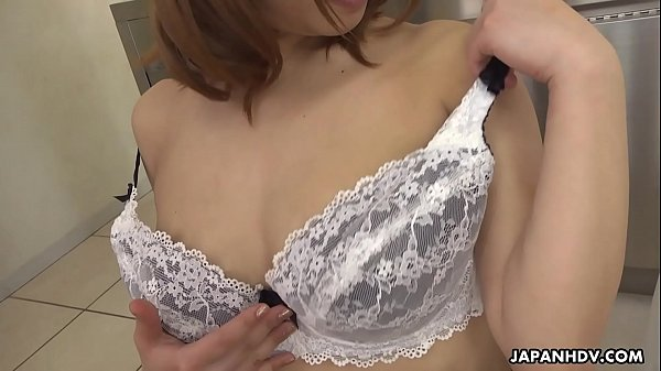 Japanese maid, Yume Aino is so good at titjobs, uncensored