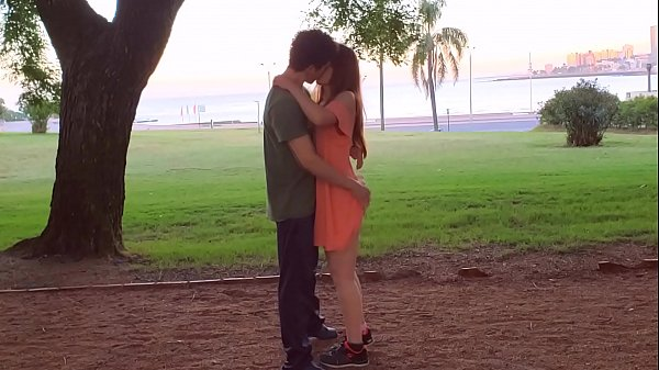 It's my birthday and my boyfriend takes me out for a walk in the park that ends up being like our honeymoon
