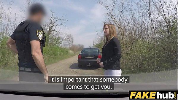 得罪了警察還想跑? 給我好好趴好