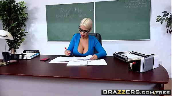 Big Tits at School - Teachers Tits Are Distracting scene starring Bridgette B  Alex D Thumb
