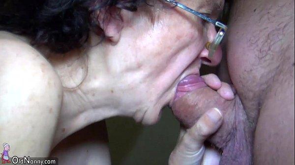 OldNanny Mom and Teen masturbating and sucking ...