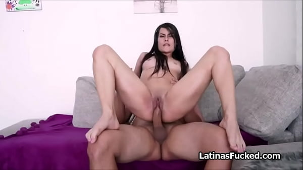 Kinky Latina swaps soccer ball for real ones Thumb