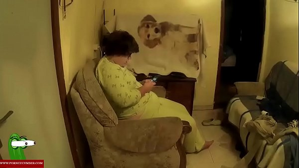 Fat in pajamas with a fuck and got it IV 079