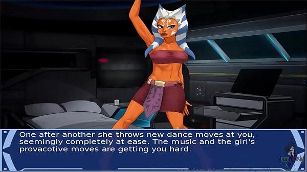 Star Wars Orange Trainer Part 23 cosplay bang h...