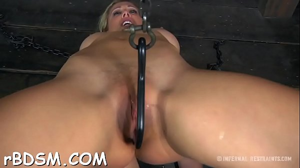 Caged up beauty is to give stud wild schlong su...