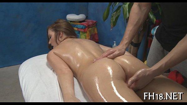 Free Porn Oil Massage