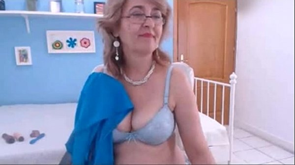 Image Granny on webcam