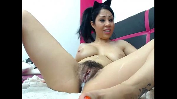 Hairy Pussy Monster Cock