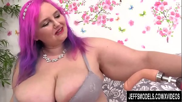 Chubby Trollop Sara Star Gets Herself Off Bigtime with a Fucking Machine