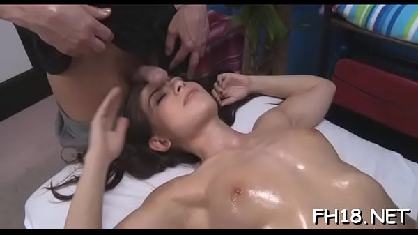 Sexy 18 year old babe gets fucked hard from behind by her massage therapist Thumb