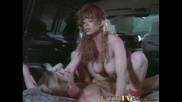 Vintage porno where MILF with enormous breasts rides dick Thumb