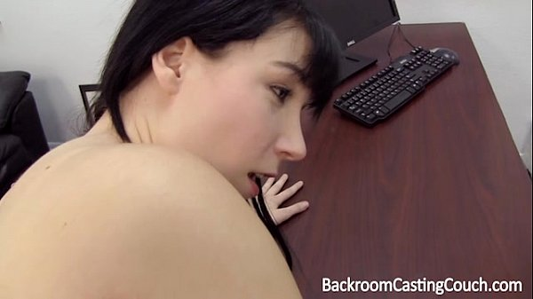 Young Mom Assfuck and Creampie Casting