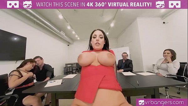 VRBangers.com-Cute student use sex to pay for h...
