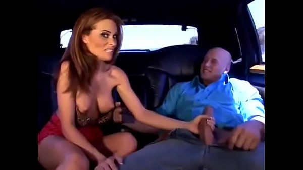 Milf fucked in limo