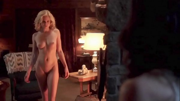 Naked lesbian 3-some in a dream, but 2 of the g...