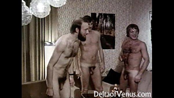 Vintage Euro Porn 1970s – Interracial