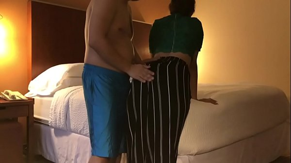 dirty Wife cheats in Husband in Hotel