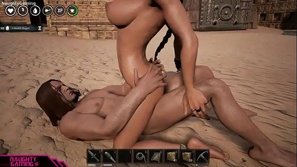 Age of conan porn