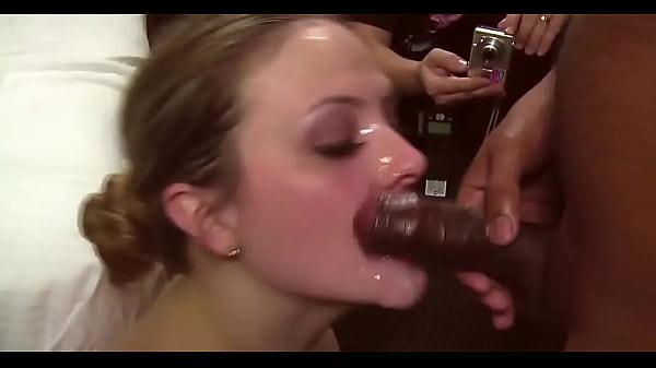 Interracial Amateur Gang Bang / Atlanta Wife