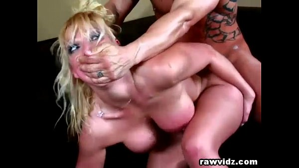 Blonde Gets Dominated And Nasty Anal Sex