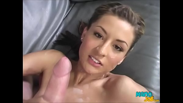 Lexi Diamond Handjob Teen Makes A Cock Cum Twice