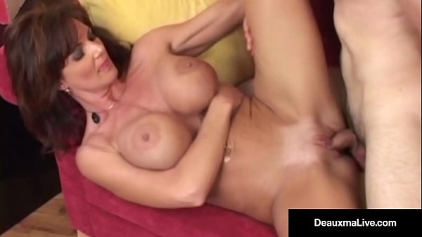 Big Busted Cougar Deauxma Gets A Big Dick In Her Asshole!