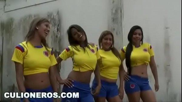 Sexy Latina Soccer players