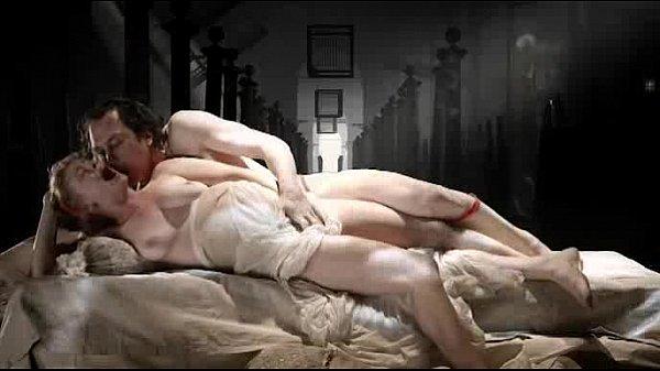 Maaike Neuville nude scenes in Goltzius & The Pelican Company (2012