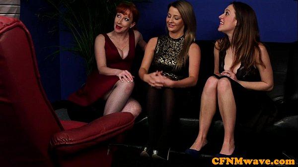 CFNM job interview
