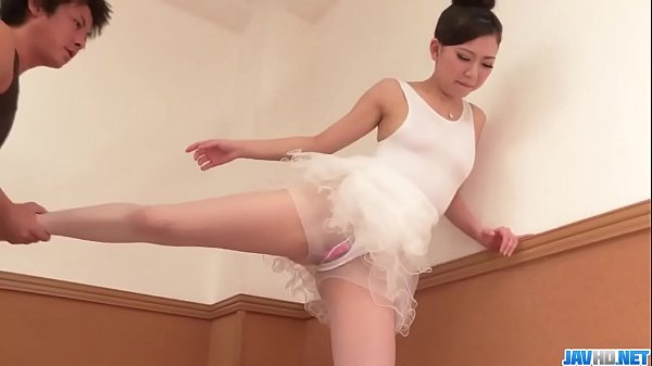 teen ballerina stocking nude