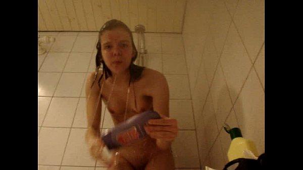 Spy cam shower