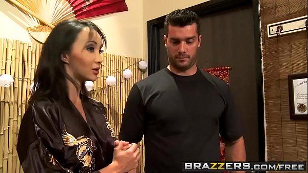 Brazzers - Doctor Adventures - Dr. Katsunis Oral Therapy scene starring Katsuni and Ramon Thumb