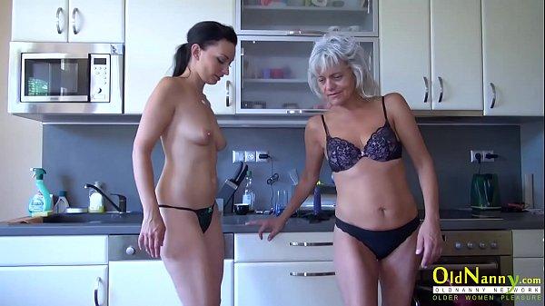 Russian Mature Teen Lesbian