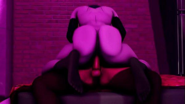 Calming her demons ~Raven~