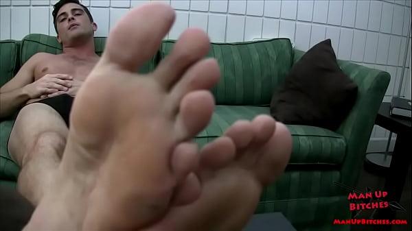 Foot Worship POV Mean Humiliation Talk