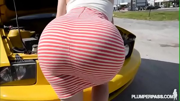 bbwtubecentral.com PAWG chubby gets ass fucked real good