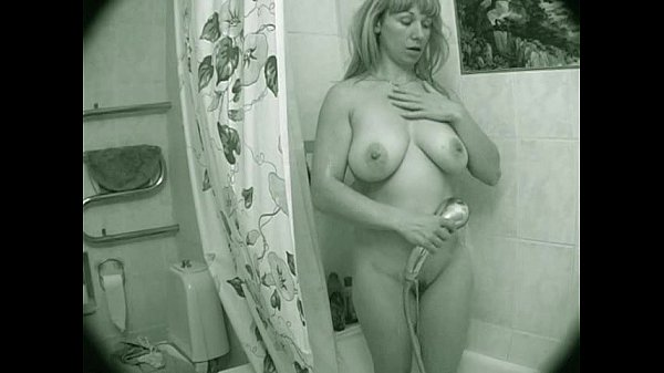 Mom in the shower !