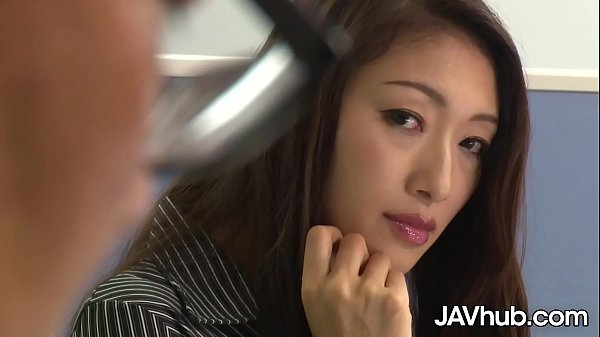 JAVHUB Reiko Kobayakawa will do anything for a raise