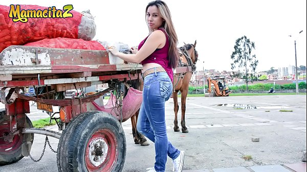 MAMACITAZ - Amazing Sex With An Amazing Hot Latina - Ana Ramirez