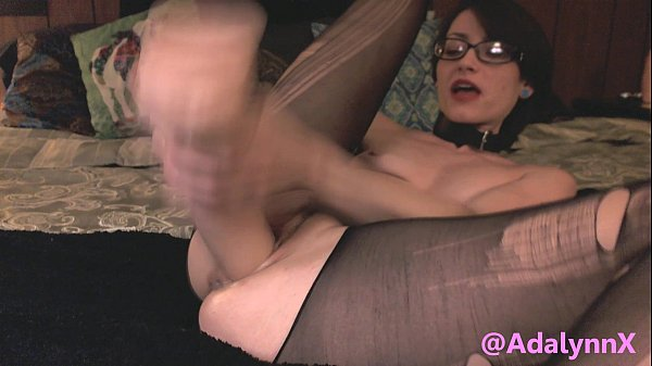 AdalynnX - Monster Toy Cock In My Pussy Preview Thumb