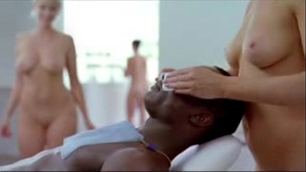 Nude commercial