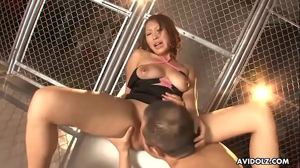 Japanese bitch, Rum gets her hairy pussy thoroughly licked, uncensored Thumb