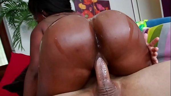 Huge black ass fucked hard