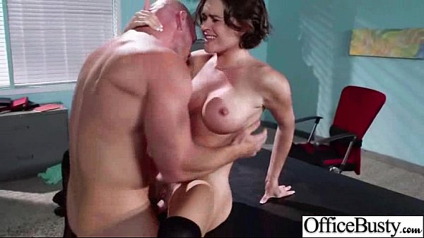 Sex In Office With Big Melon Juggs Nasty Girl (...