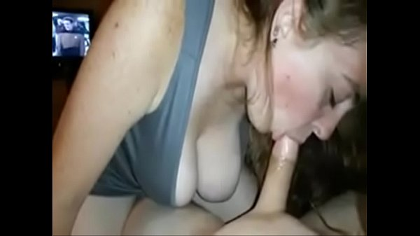 Homemade cowgirl bigtits & blowjob- BOSOMLOAD.COM