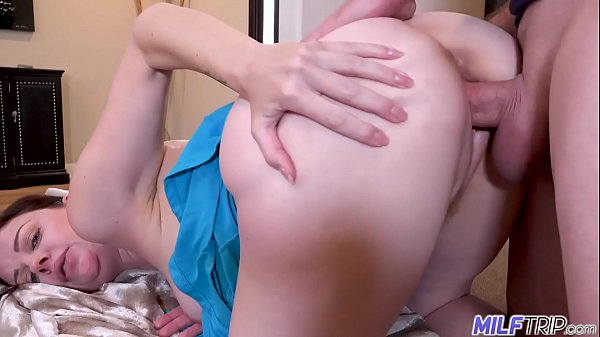 MILFTRIP Foot Fantasy and natural boobs excites...