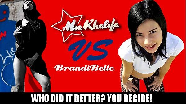 Mia Khalifa VS Brandi Belle: Who Did It Better?...