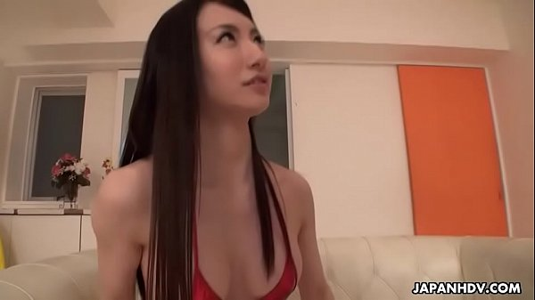 Japanese bikini model, Yuuki Fuwari did some light porn, uncensored
