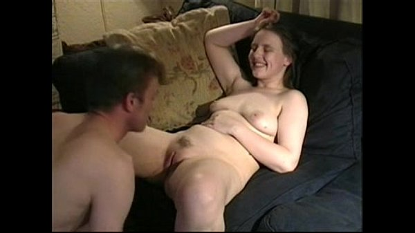 Amateur on Couch (Stop Jerking Off! Try It: DailyFuck.org) Thumb