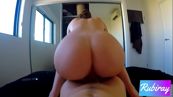 Super Hot step sister wants to ride dick for so...